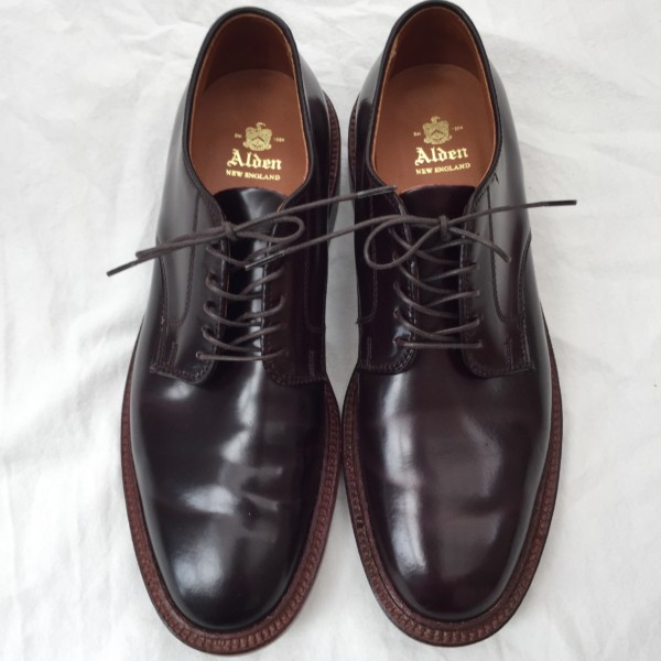 Color8 (Dark Burgundy) Shell Cordovan Unlined Dover PTB M6405Y