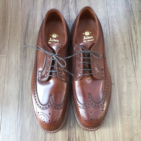 Ravello Shell Cordovan Long Wing Blucher 97504 by THE LAKOTA HOUSE (2012)