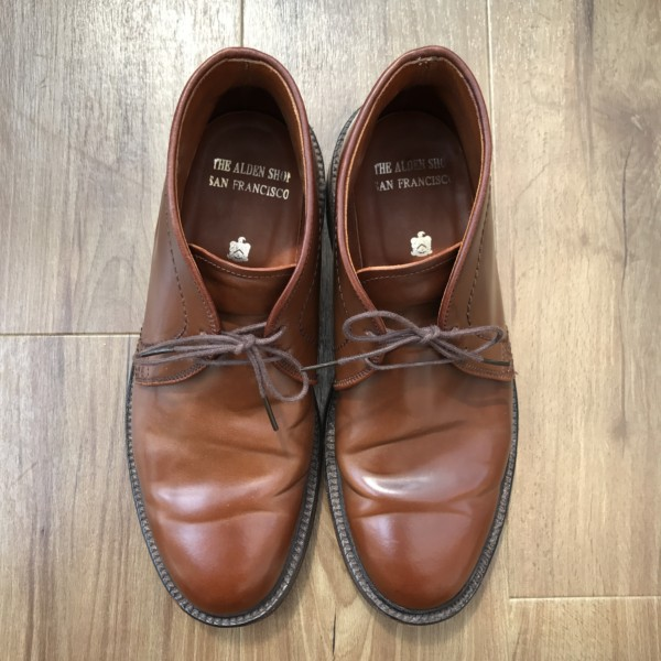 Ravello Shell Cordovan Chukka Boot 1375