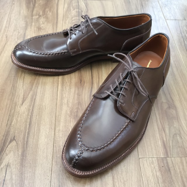 Cigar Shell Cordovan NST 2459 by The Shoe Mart (2008)