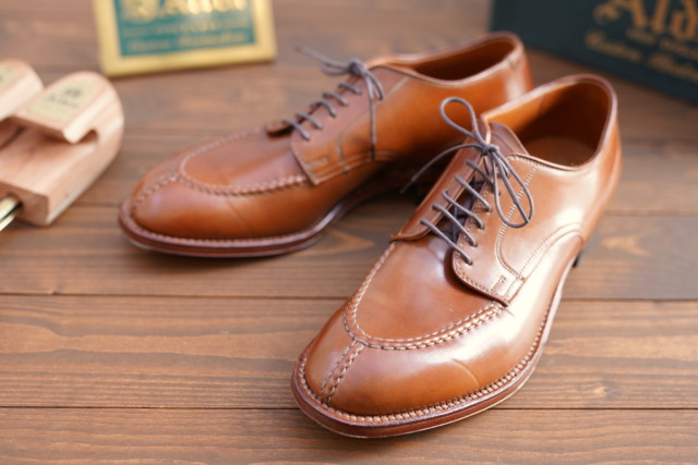 Whiskey Shell Cordovan NST 5403 by Begin (2002)