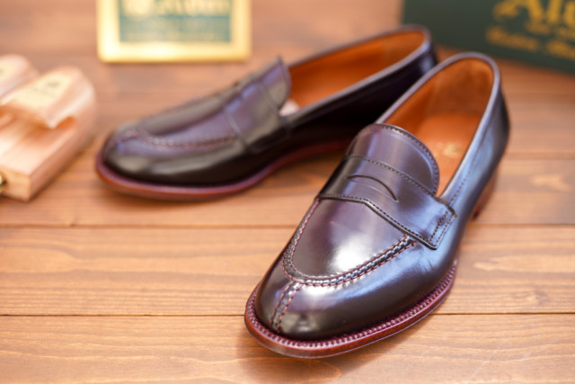 Color8 Shell Cordovan NST Loafer D8208 by Alden of Madison (2019)